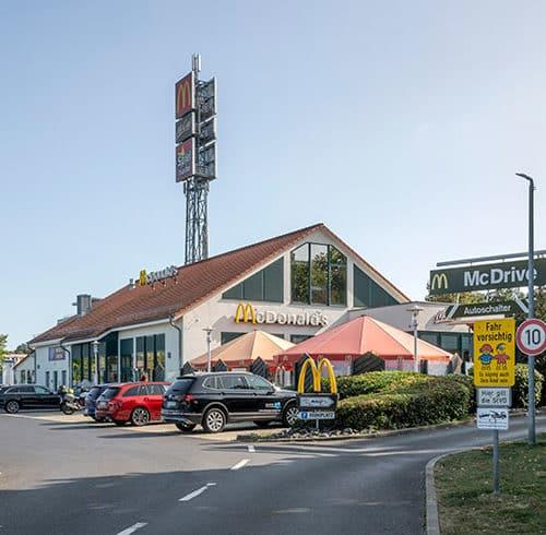 McDonald's Guxhagen